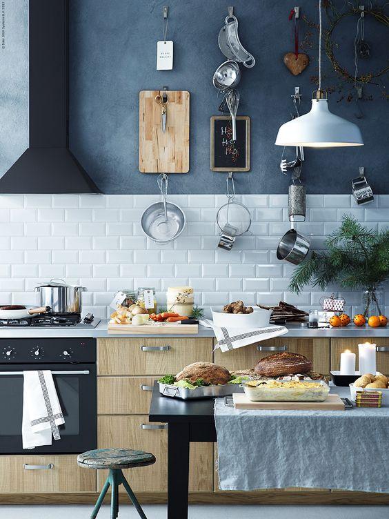 Metroflise køkken