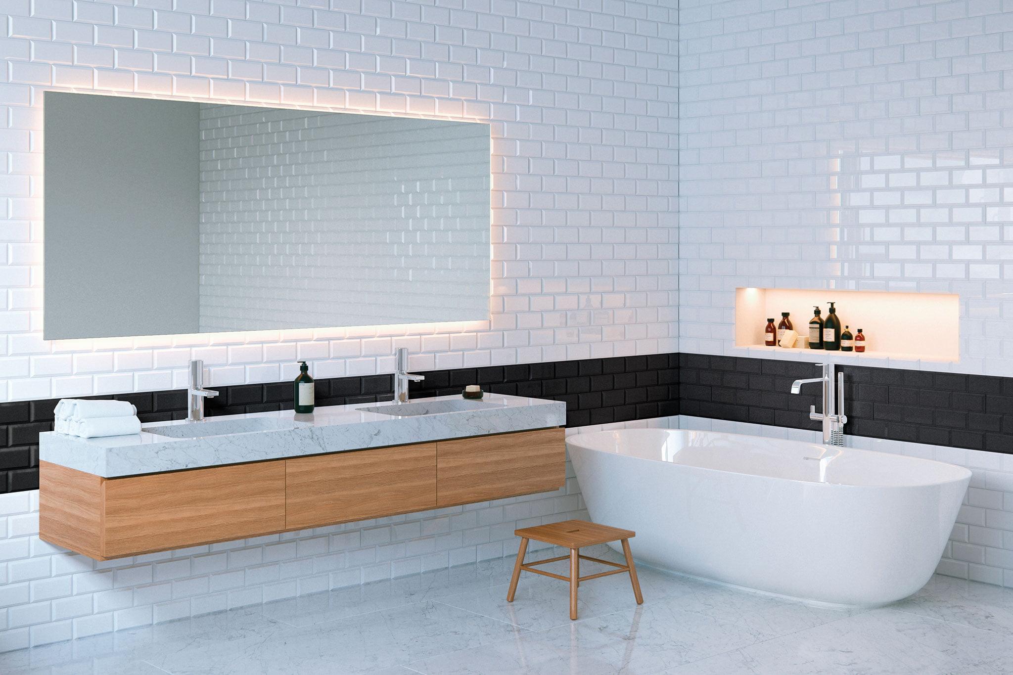 Metroflise Badeværelse 7,50×15