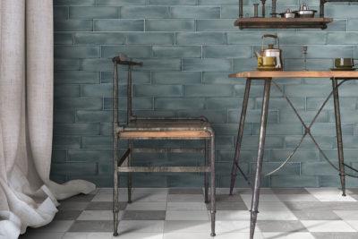 betonlook blå 7,5×30