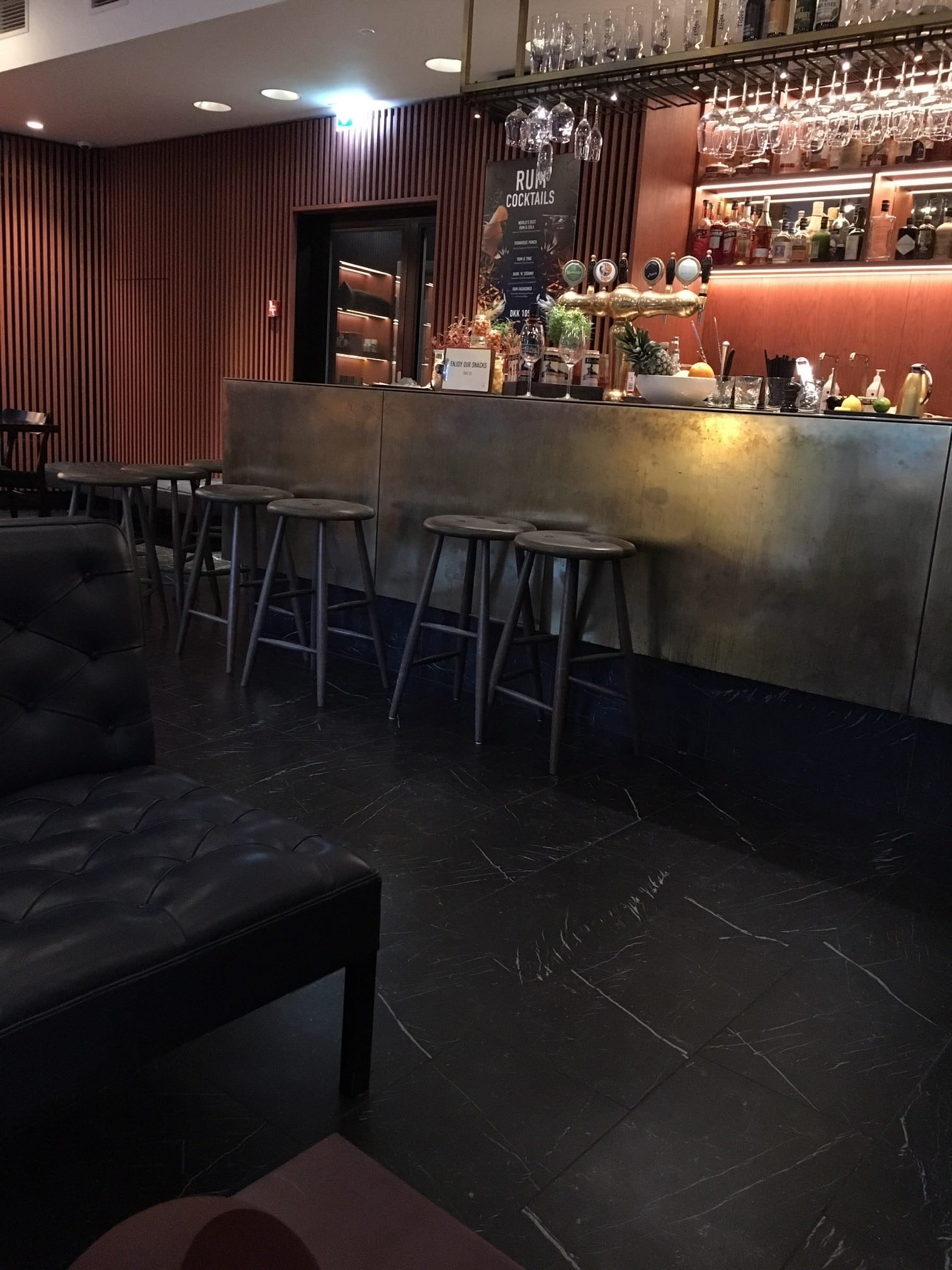 Hotel Danmark Lounge