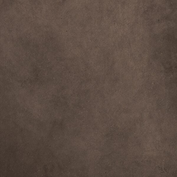 Resin brown leather 60x60 mat