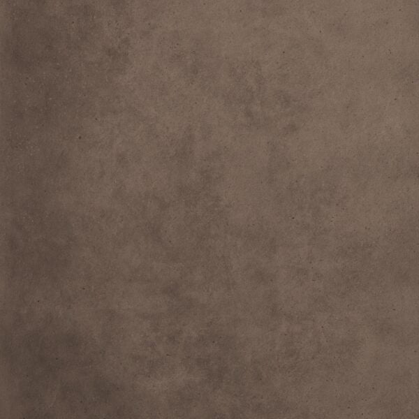 Resin brown leather 75x75 polished