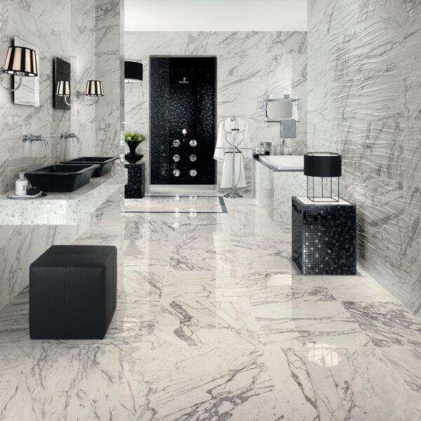 Marmor fliser marmorlook